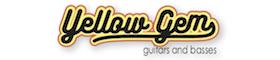 Yellow Gem Guitar and Basses